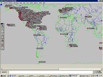 Kingston Amateur Radio Club - APRS Overlays - UI-View